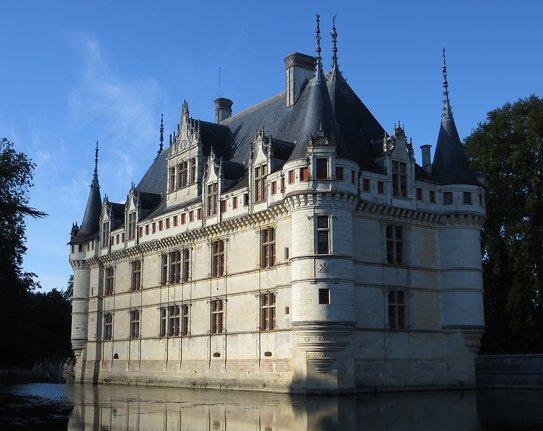 Chateau Azay-Le-Rideau