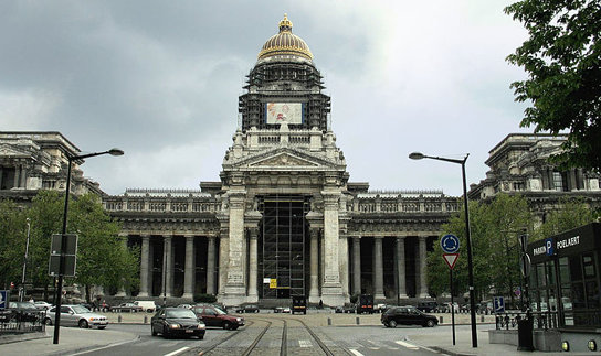 Law Courts of Brussels
