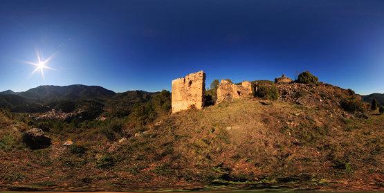 Castillo de Alcudia de Veo 3