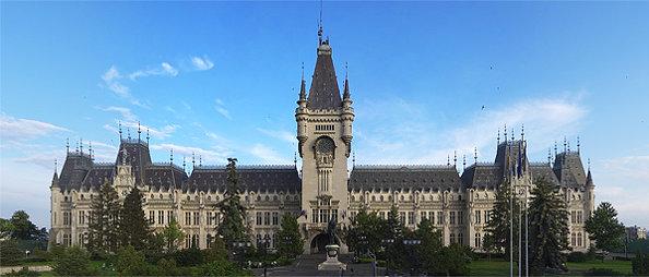 Palace of Culture (Iaşi)