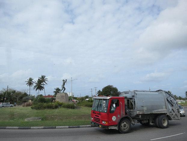 Barbados countryside