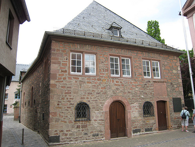 Worms Synagogue