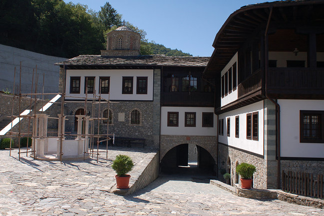 Saint Jovan Bigorski Monastery, 2008
