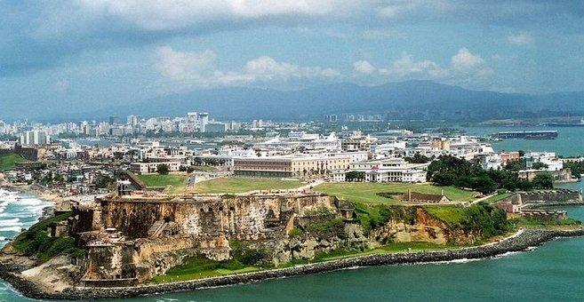 Portoriko - Fort San Felipe del Morro