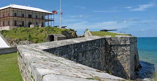 Hamilton - Bermuda Maritime Museum