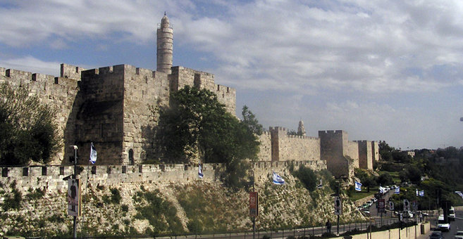 Jerusalem - Tower of David