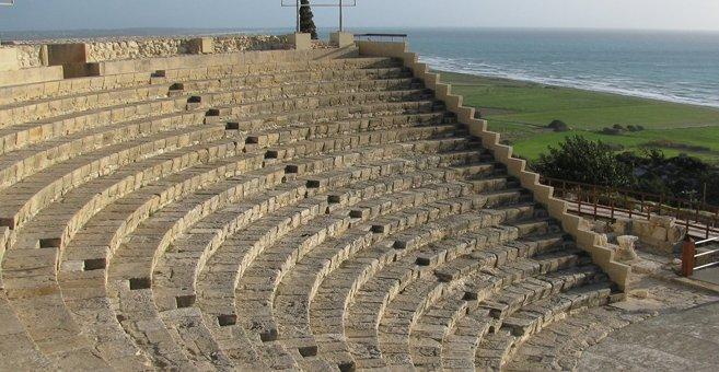 לימסול - Kourion