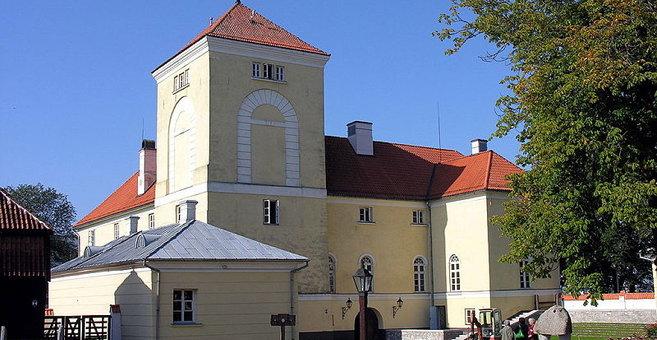 Wentspils - Ventspils Castle