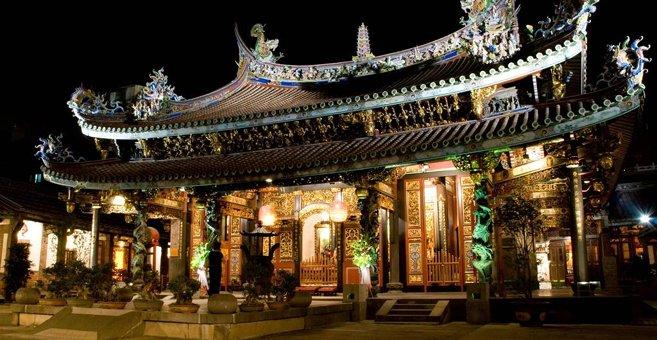 葫蘆堵 - Dalongdong Baoan Temple