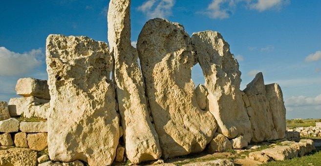 Ta San Niclau - Ħaġar Qim