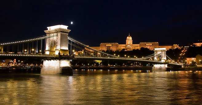 Búdaipeist - Széchenyi Chain Bridge