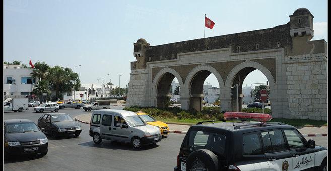Tunis - Bab Saadoun
