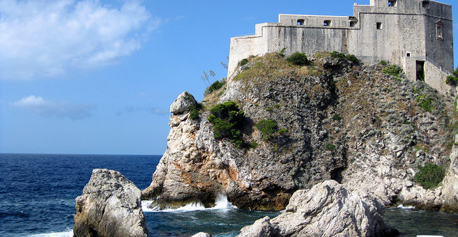 Dubrovnikas - Lovrijenac