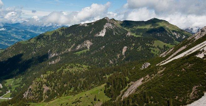 Steg - Schönberg (Liechtenstein)