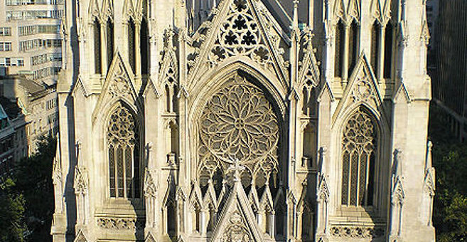 New York - St. Patrick's Cathedral, New York