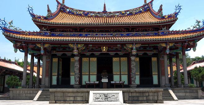 葫蘆堵 - Taipei Confucius Temple