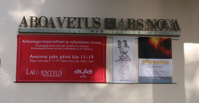 Åbo - Aboa Vetus & Ars Nova