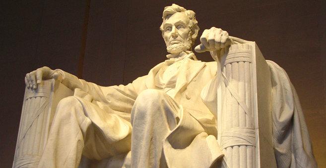 Washington - Abraham Lincoln (1920 statue)