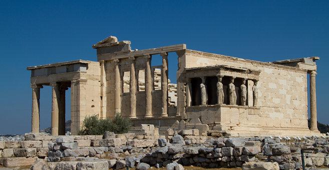 Athina - Akropolo