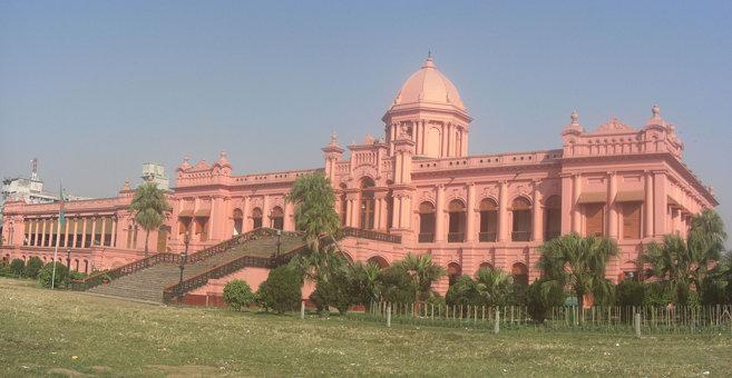 Dhaka - Ahsan Manzil