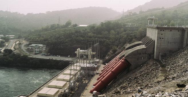 Agyebon - Akosombo Dam