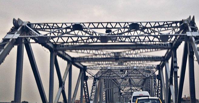 Bagdad - Al-Sarafiya bridge