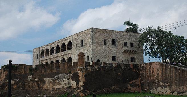 Pueblo Nuevo de los Minas - Alcázar de Colón