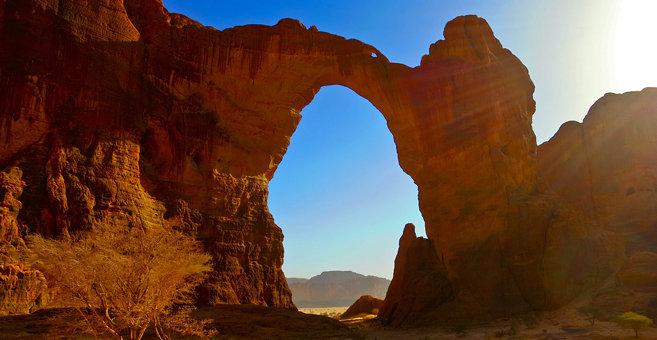 Ourini - Aloba Arch