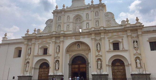 Antigua Guatemala - Antigua Guatemala Cathedral