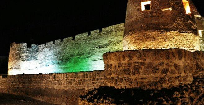 Sār - Arad Fort