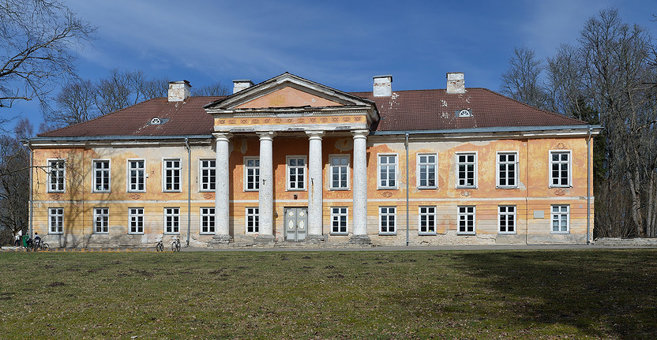 Aruküla - Aruküla manor