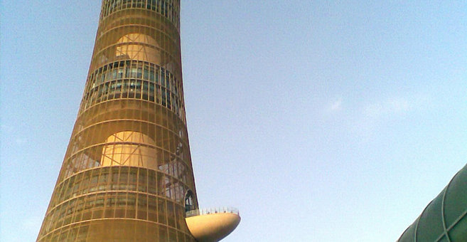 Doha - Aspire Tower