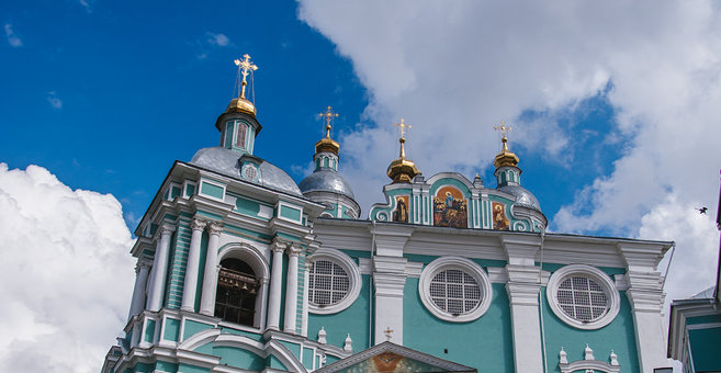 Smolensk - Assumption Cathedral in Smolensk