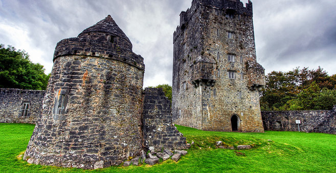 Killarone - Aughnanure Castle