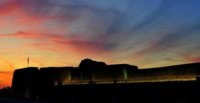 Al-Djasra - Bahrain Fort