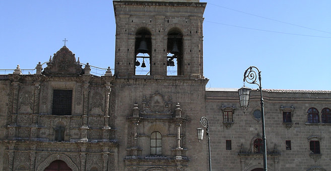 La-Pazo - Basílica de San Francisco (La Paz)