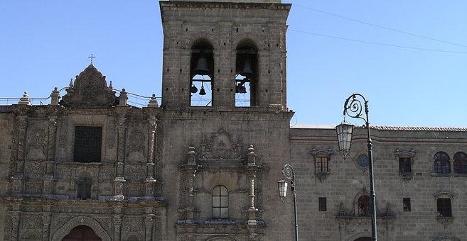 La Paz - Basílica de San Francisco (La Paz)