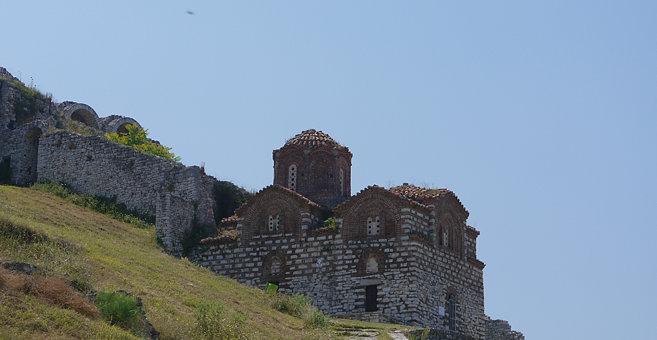 Berat - Berati vár