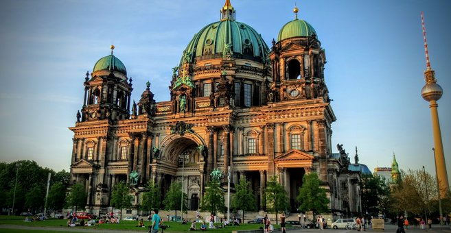 Berlin - Berlin Cathedral