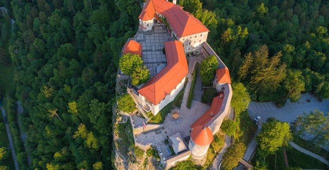Bled - Kasteel van Bled