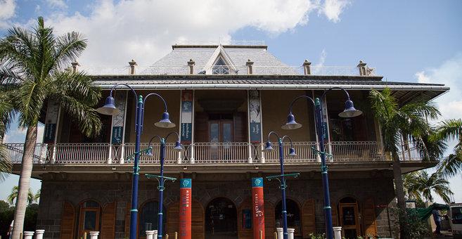 ポートルイス - Blue Penny Museum