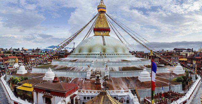 Katmandu - Bodnath