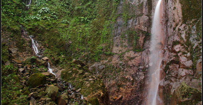 Matouba - Корбет (водопад)