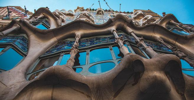 Barselóna - Casa Batlló