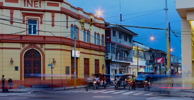 Iquitos - Casa de Fierro