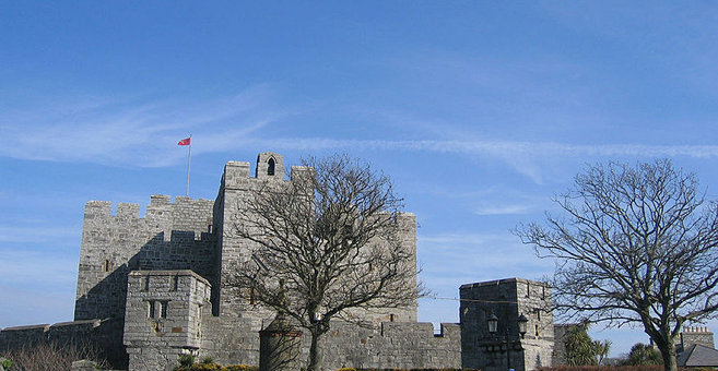 Castletown - Castle Rushen
