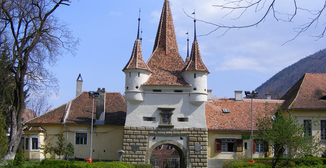 Brassó - Katalin-kapu
