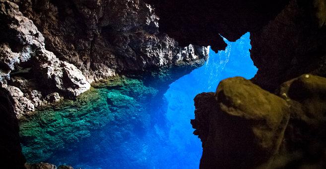Sinoia - Chinhoyi Caves, Zimbabwe