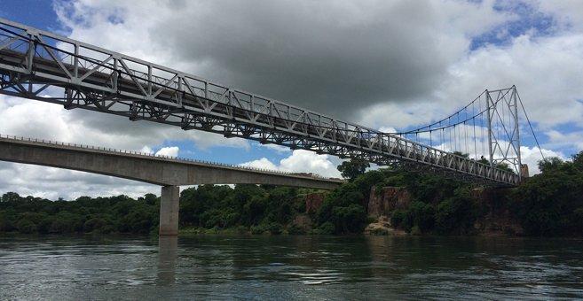 Chirunda - Chirundu Bridge