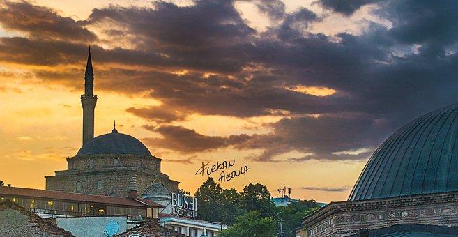 Skopje - Čifte Hammam